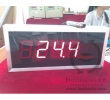 Tile body temperature meter with big displayer